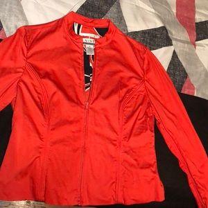 Women's Nine & company zip up jacket